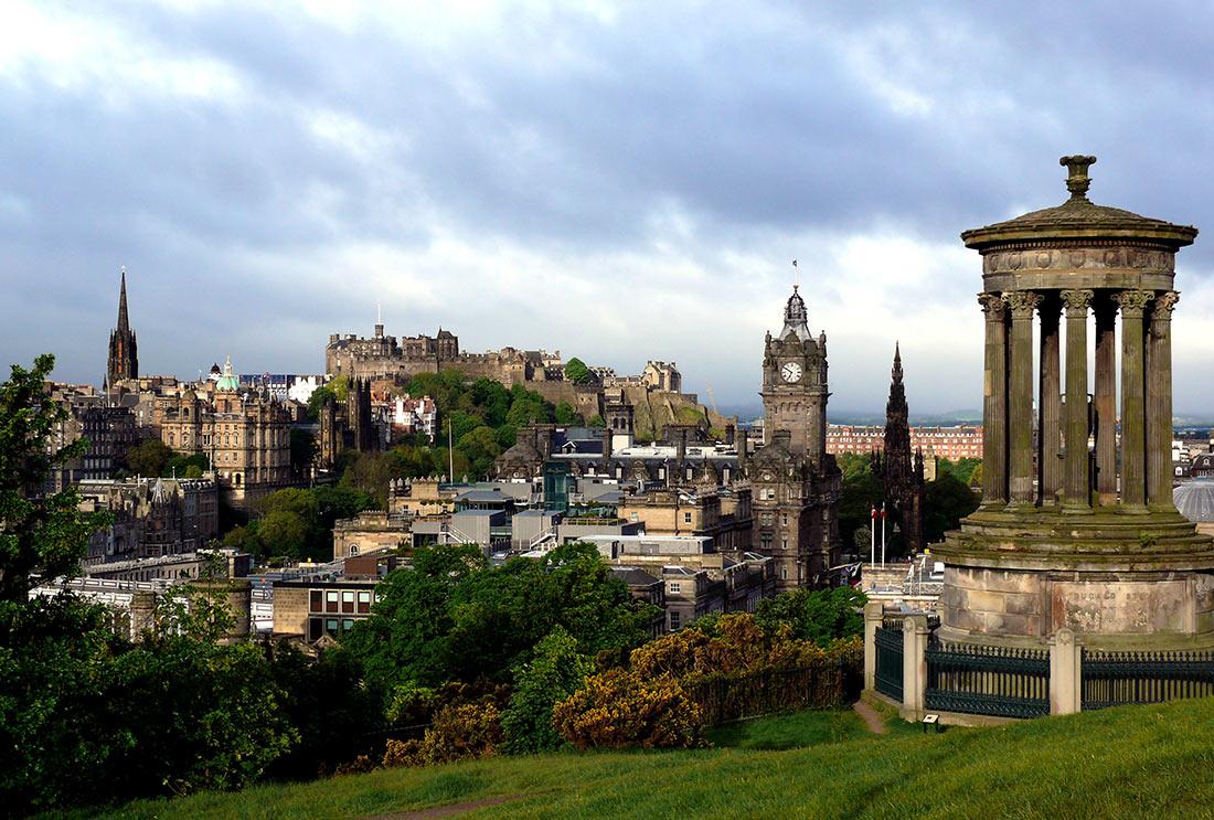 Эдинбург, Великобритания