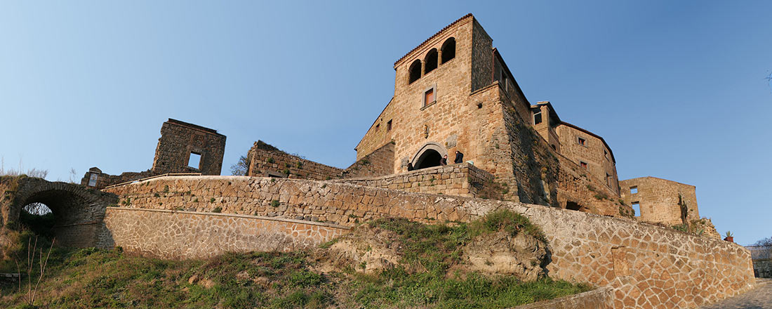 Чивита-ди-Баньореджо