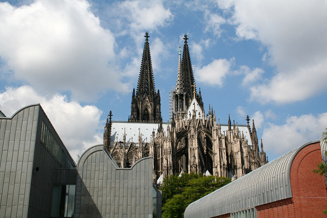 Сочетание старой Европы и современного мира
