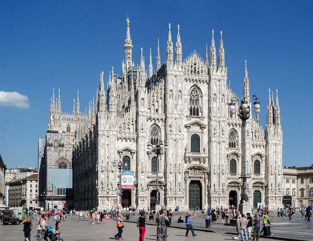 достопримечательности северной Италии