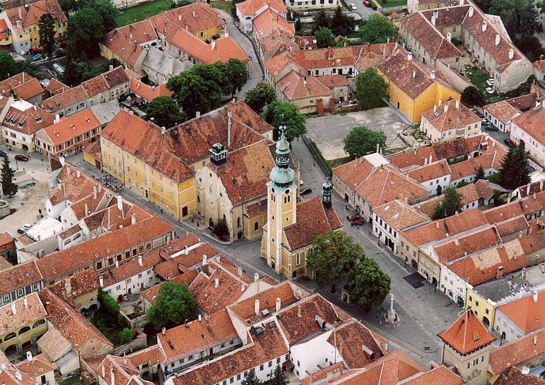 Кёсег и церковь святого Иакова