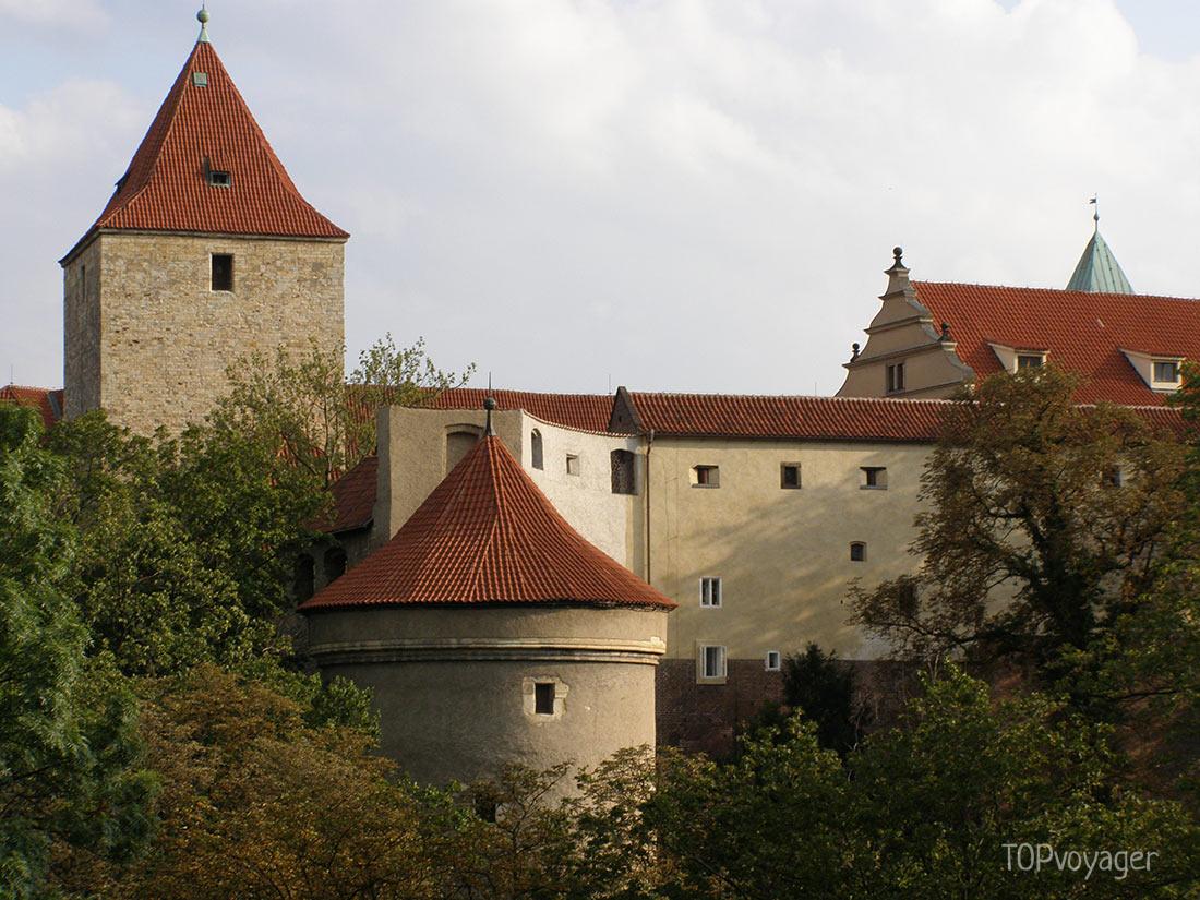Вышеградский замок
