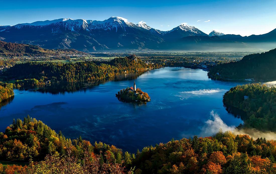 Туризм в Словении