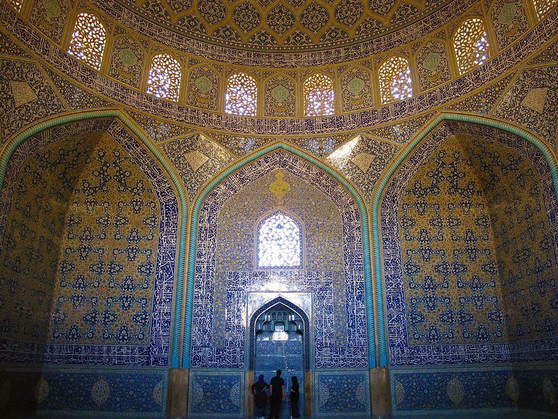 Мечеть шейха Лотфоллы