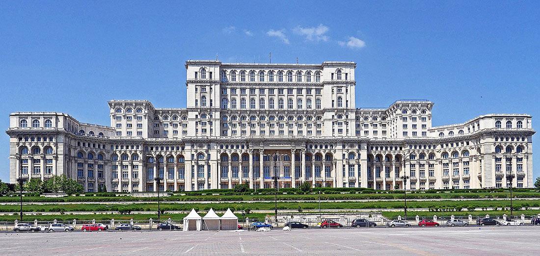 Дворец парламента, Румыния