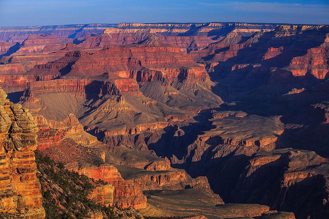 Красочные каньоны