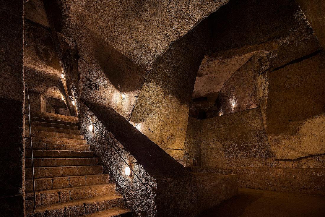 тоннель Бурбонов