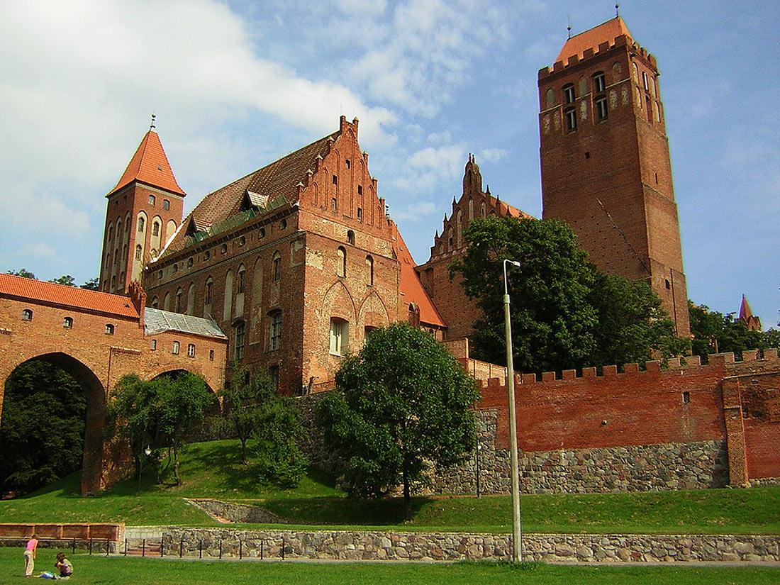 замок в Квидзыне