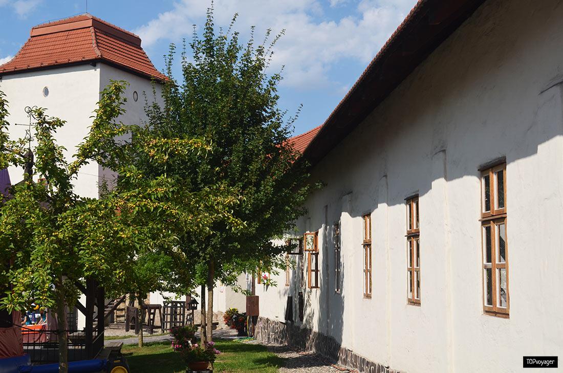 Силезско-Остравский замок