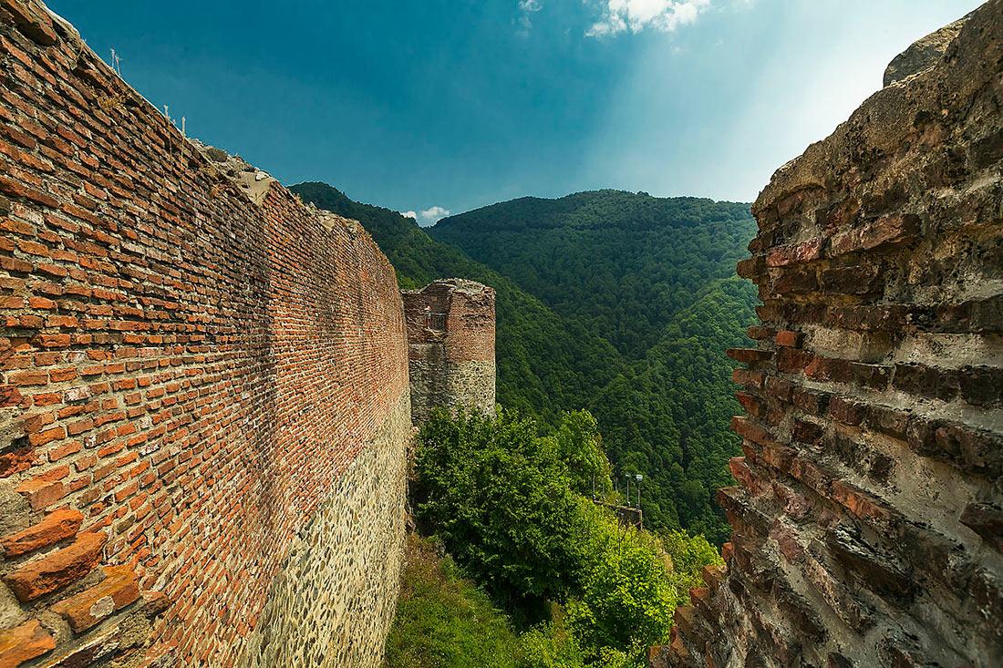 Замок Поенари