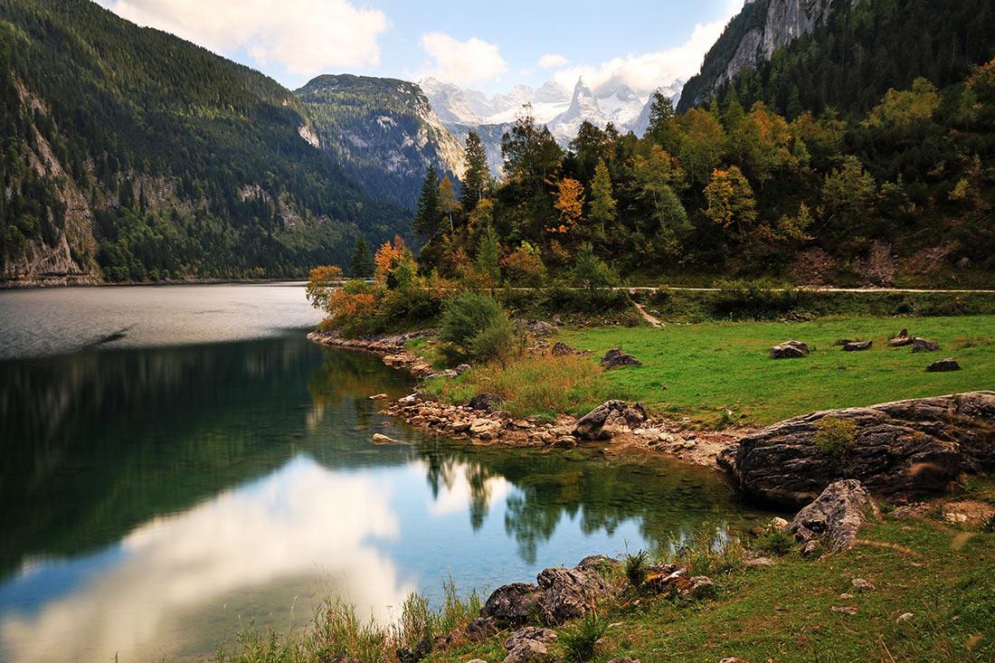 Озеро Госау