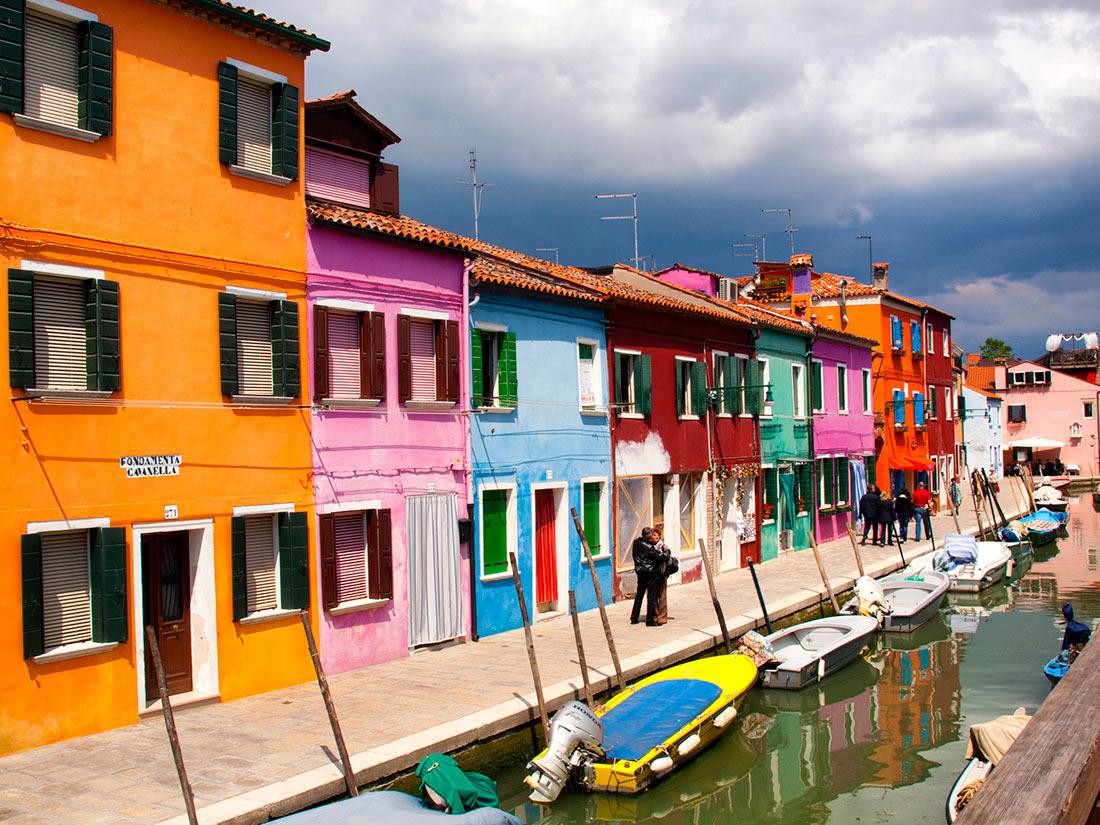 острова Венеции