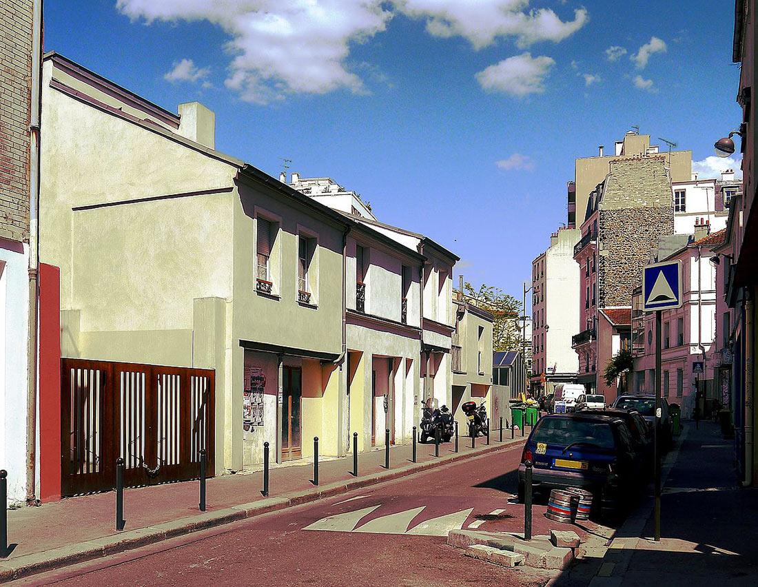 Улица де Виньоль