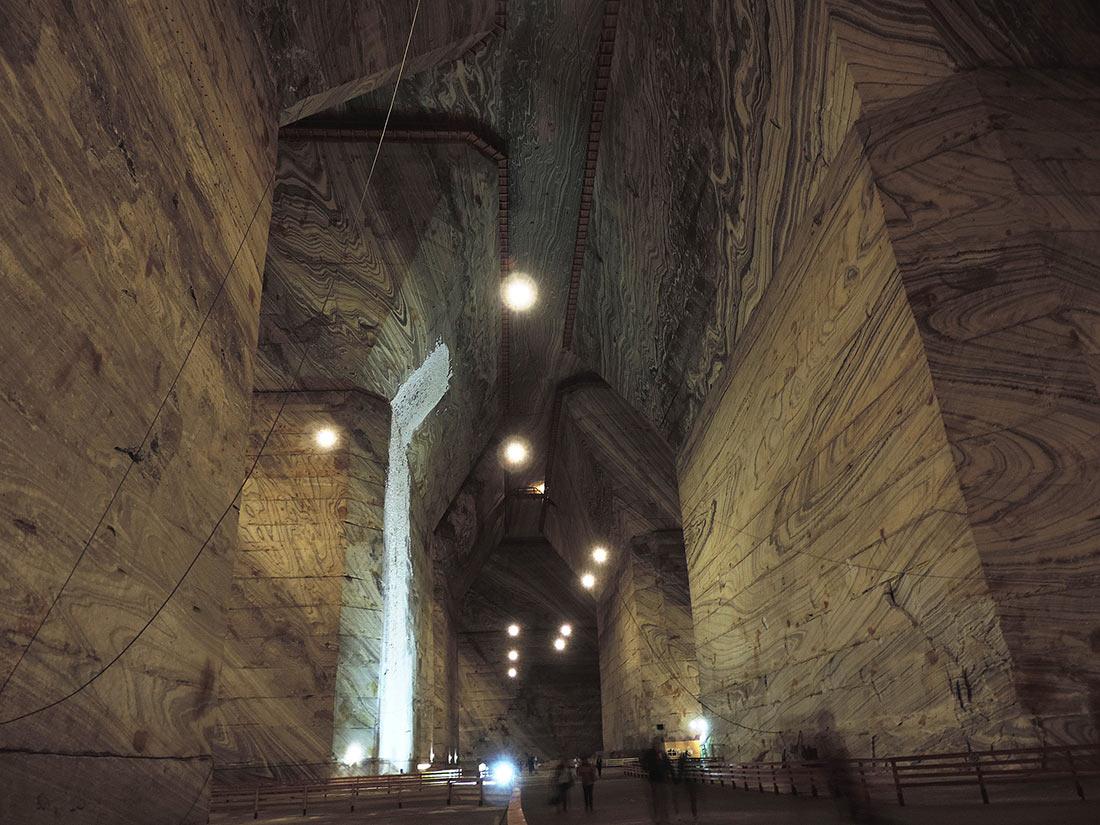 Соляная шахта Слэник