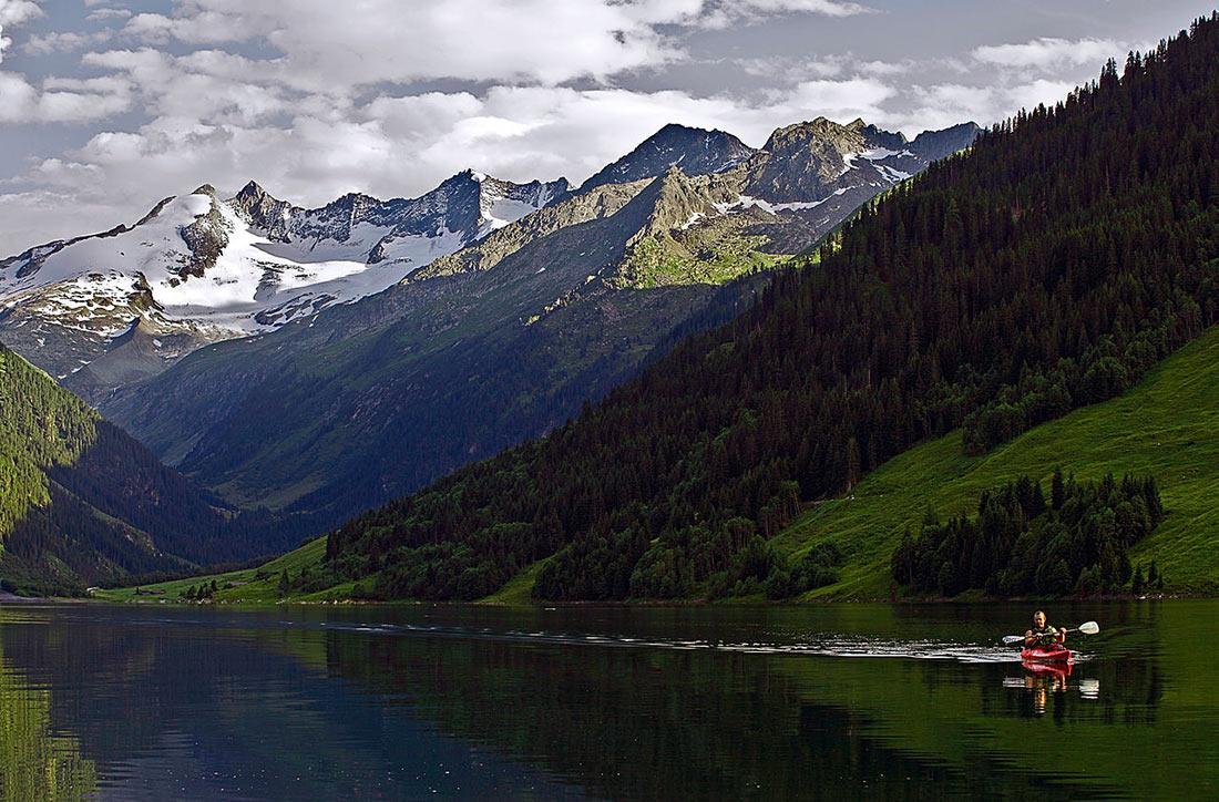Водохранилище Дюрлассбоден