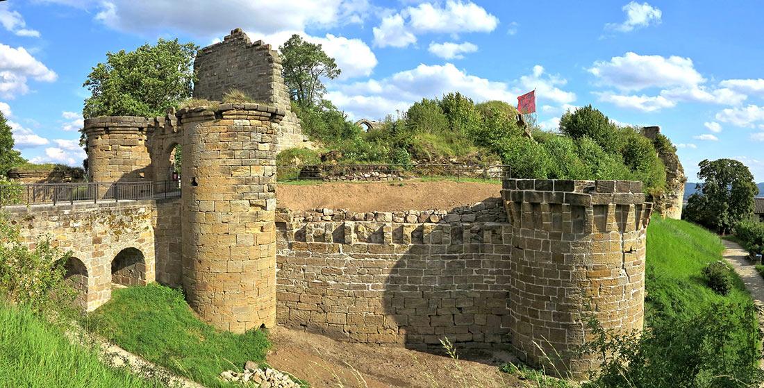 Замок Альтенштайн