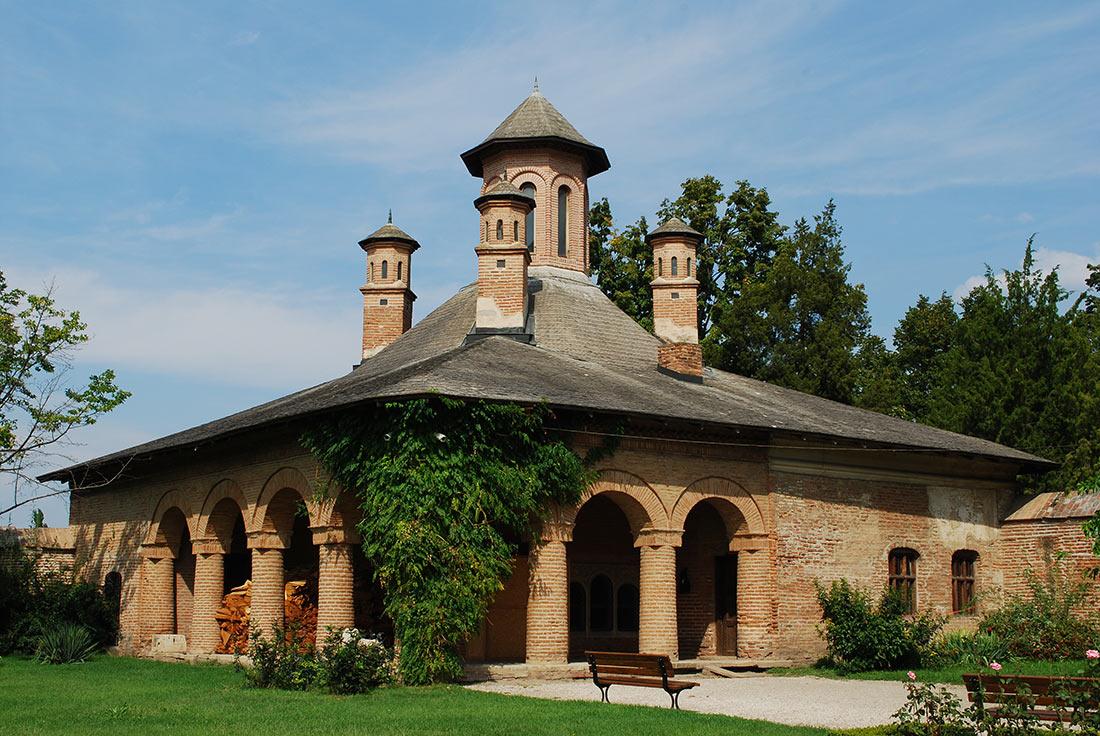 Дворец Могошоая