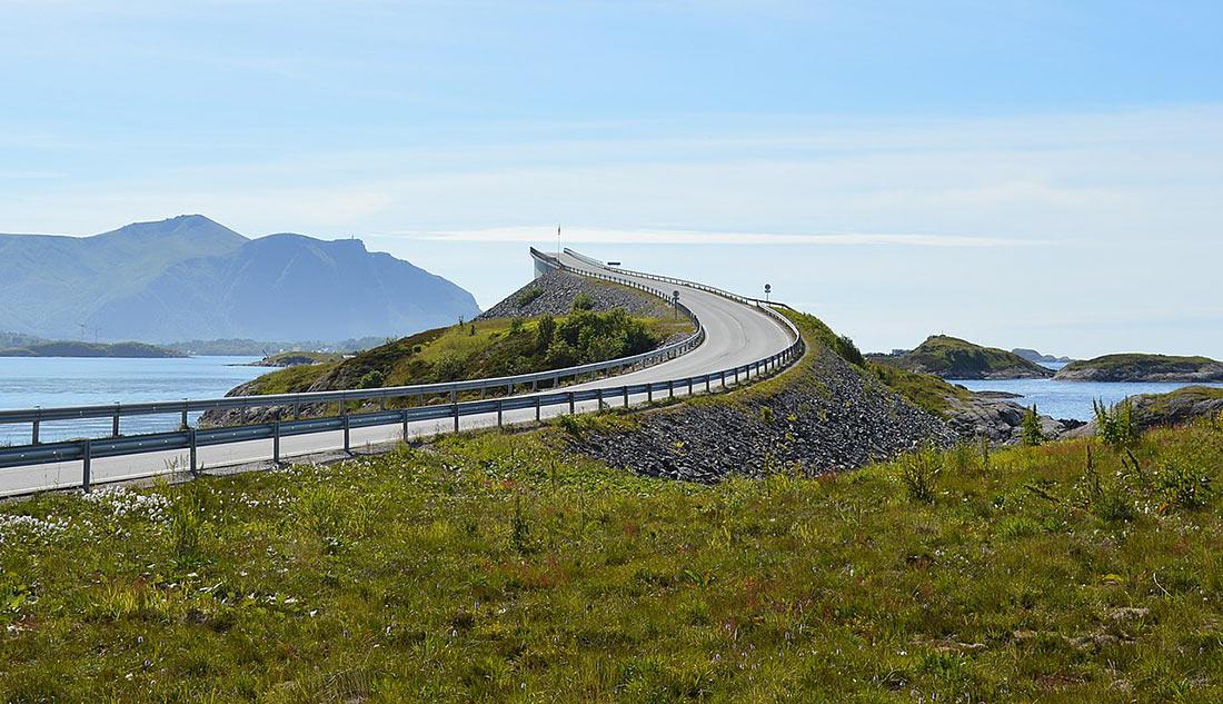 Атлантическая дорога