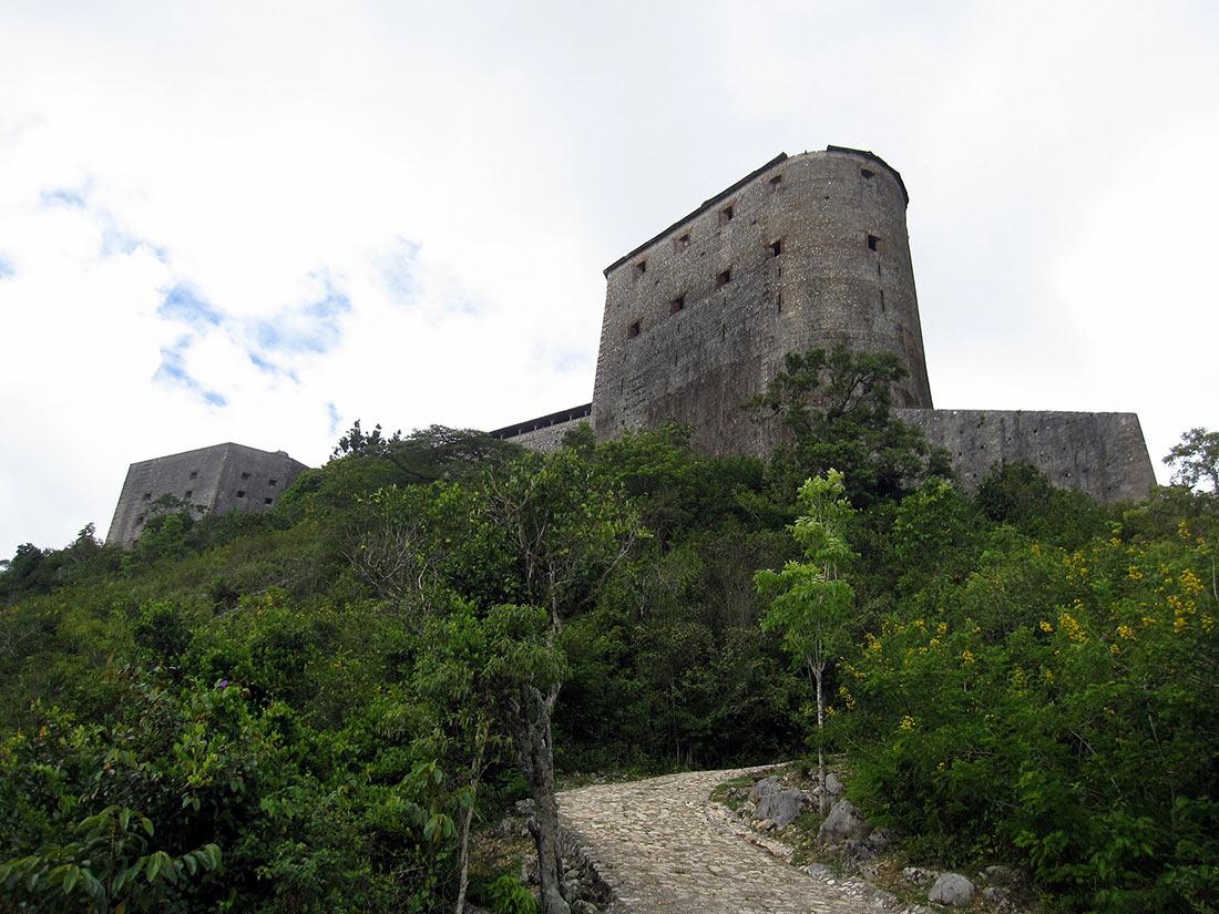 цитадель Лаферьер
