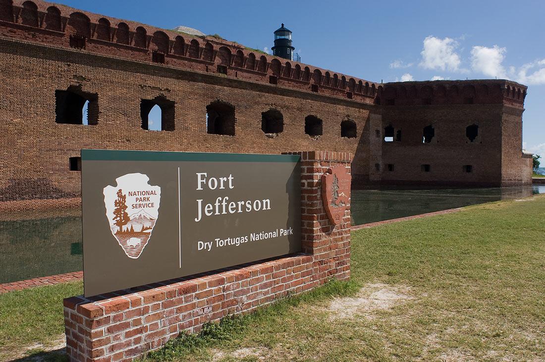 Форт Джефферсон