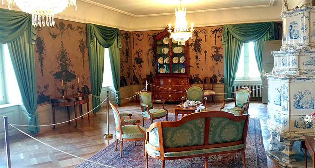 замок Ленцбурга