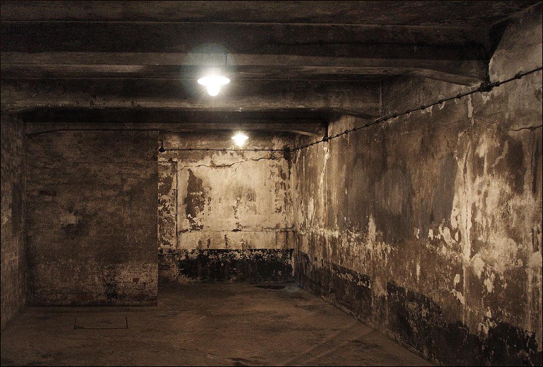 Газовые камеры Аушвиц