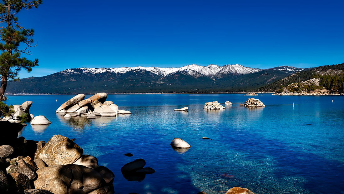 Озеро Тахо