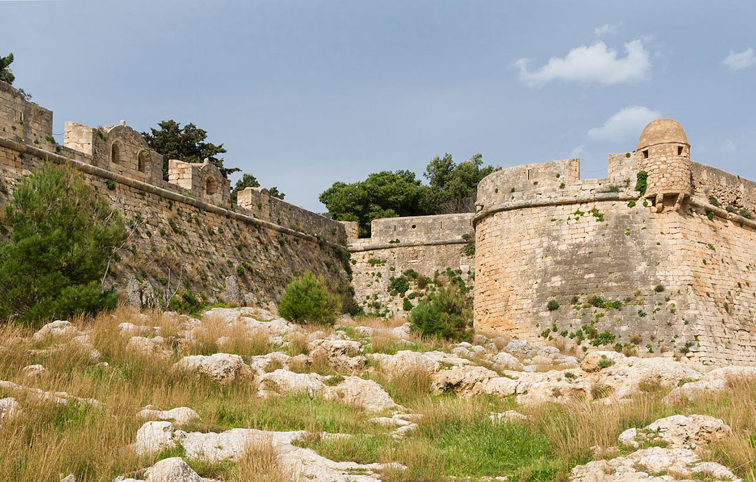 Старый город Ретимнон