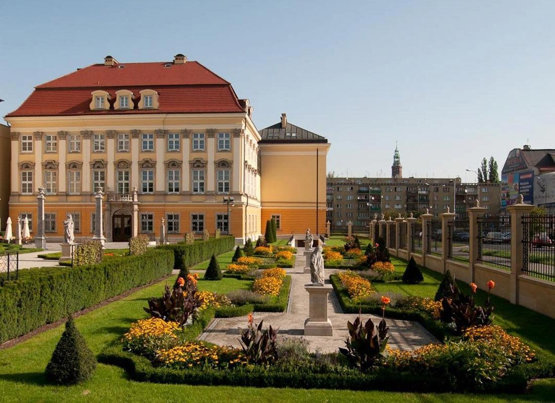 Королевский дворец Вроцлав
