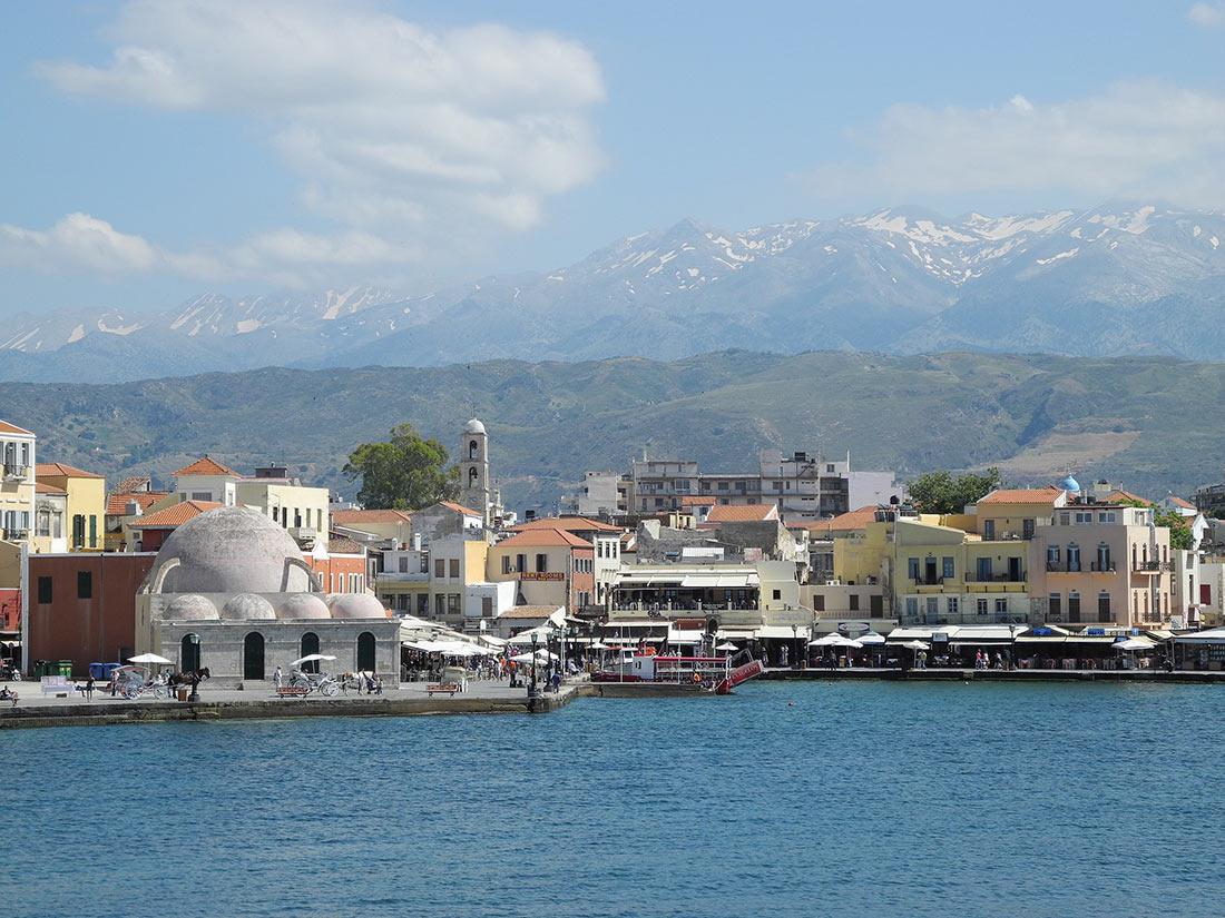 Венецианская гавань Ханья