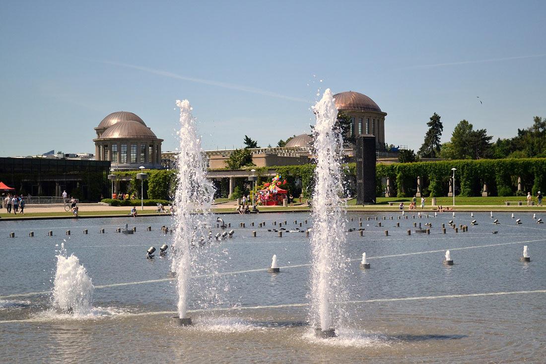 Вроцлавский фонтан