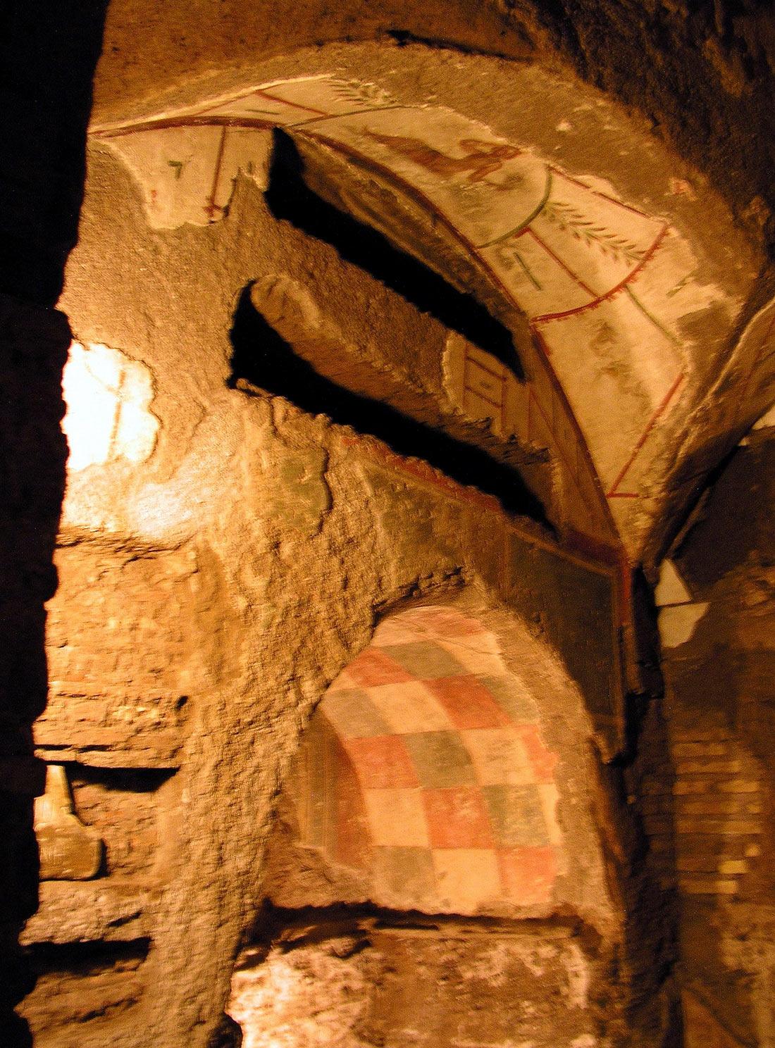 Катакомбы святого Каллиста