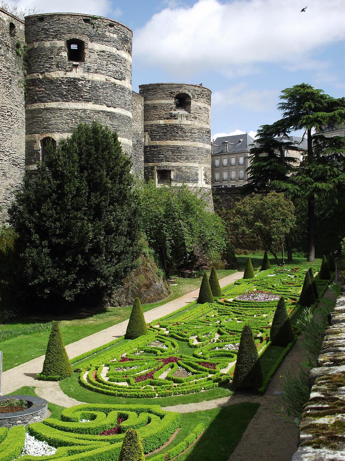 Анжерский замок