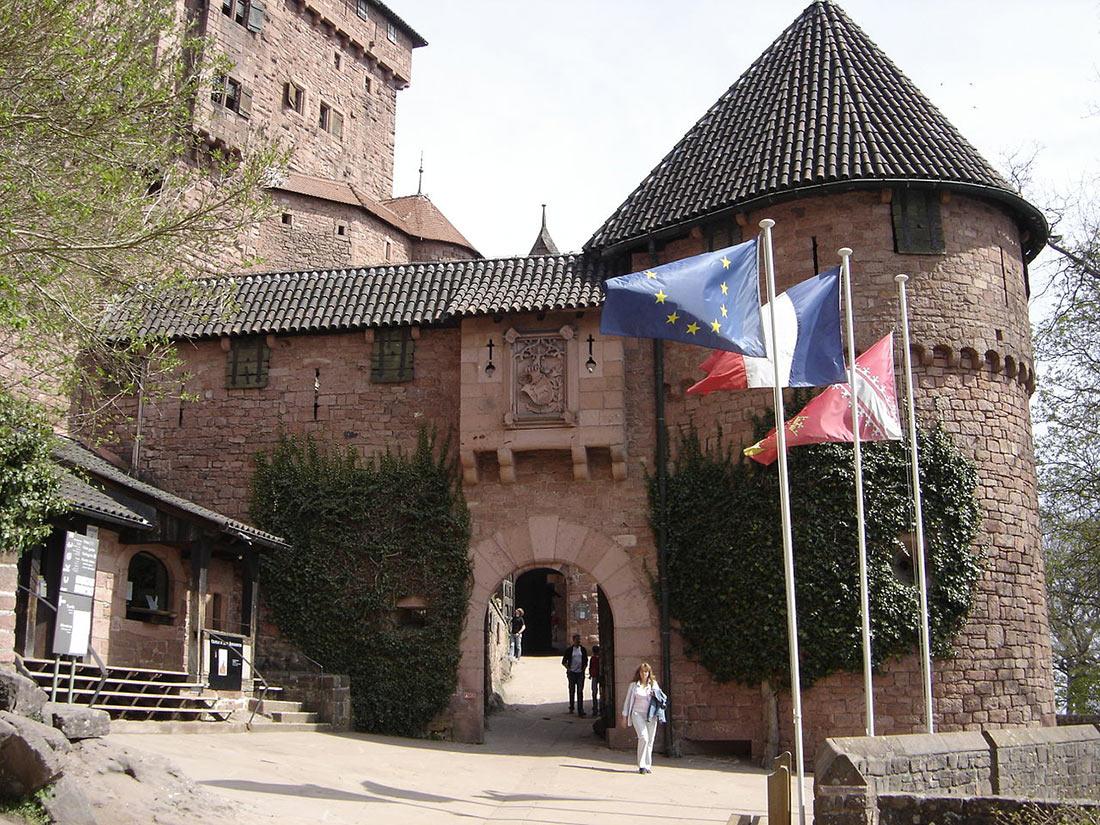 Верхний Кёнигсбург