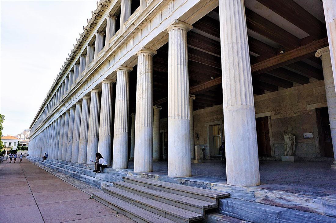 Музей Древней Агоры