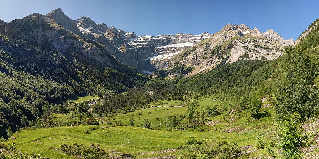 Национальный парк Пиренеи