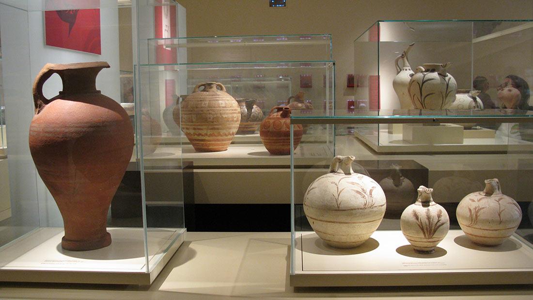 Национальный археологический музей Афин