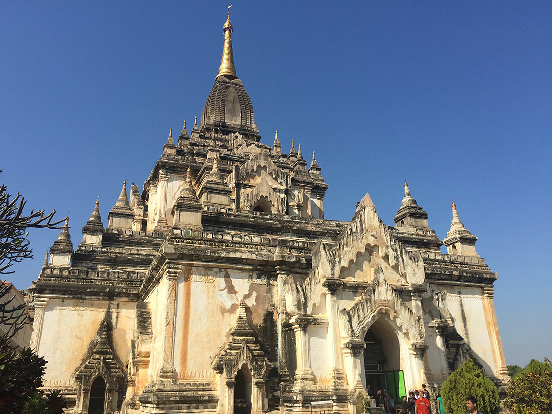 Храм Гавдавпалин