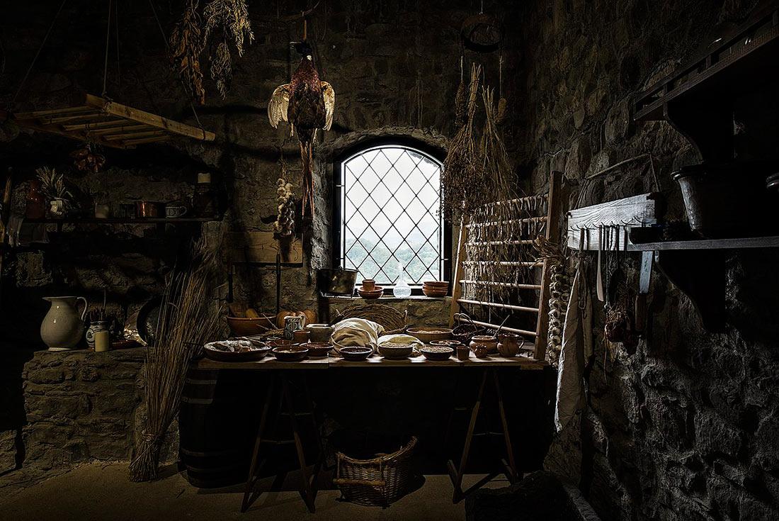 крепость Верруколе