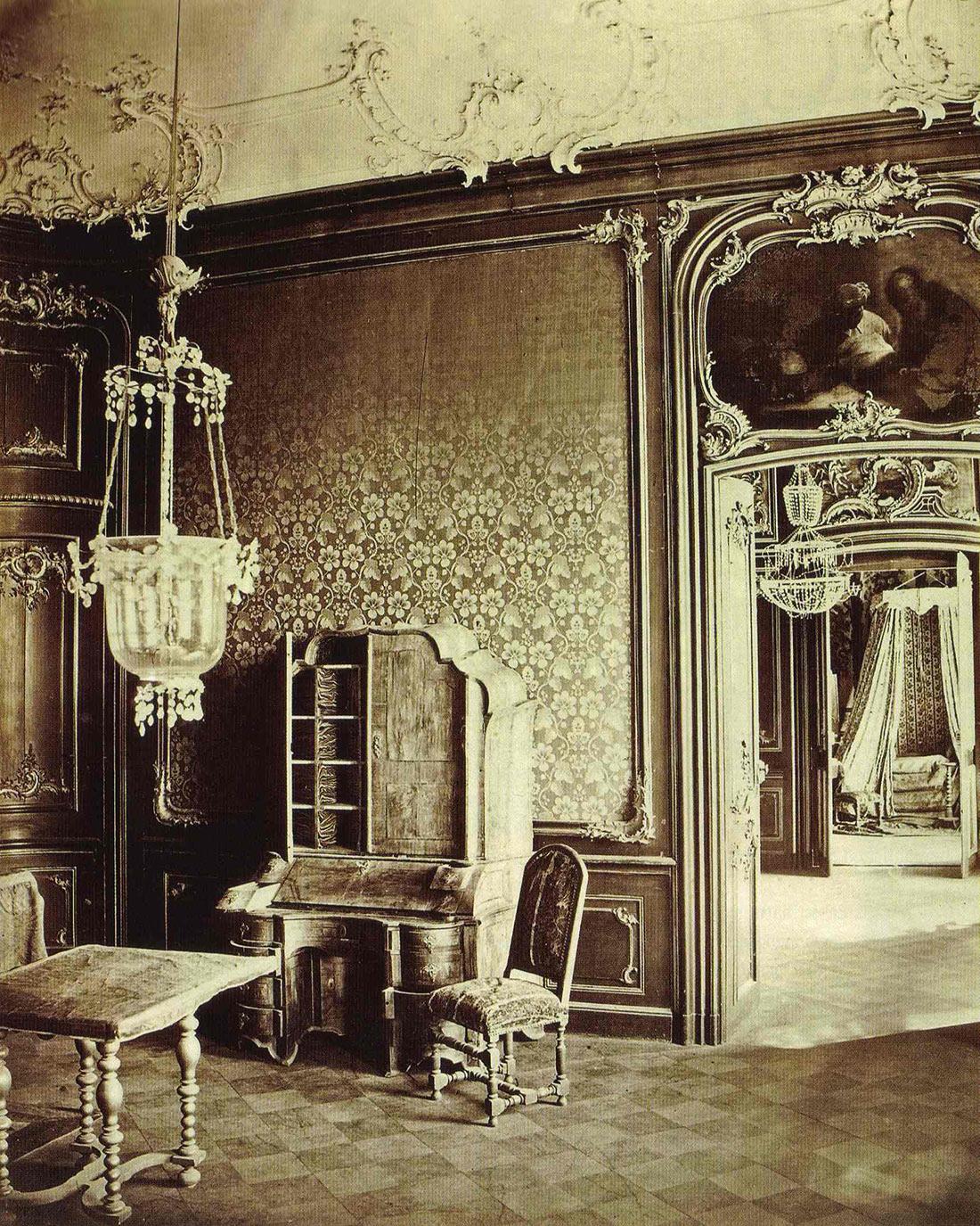 дворец Брухзаль
