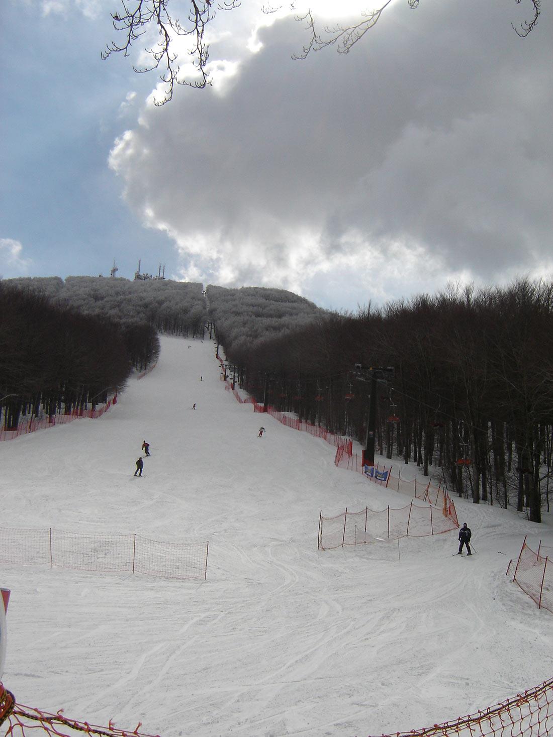 лыжные курорты Тосканы