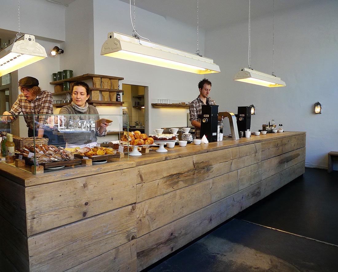 кофейни Берлина