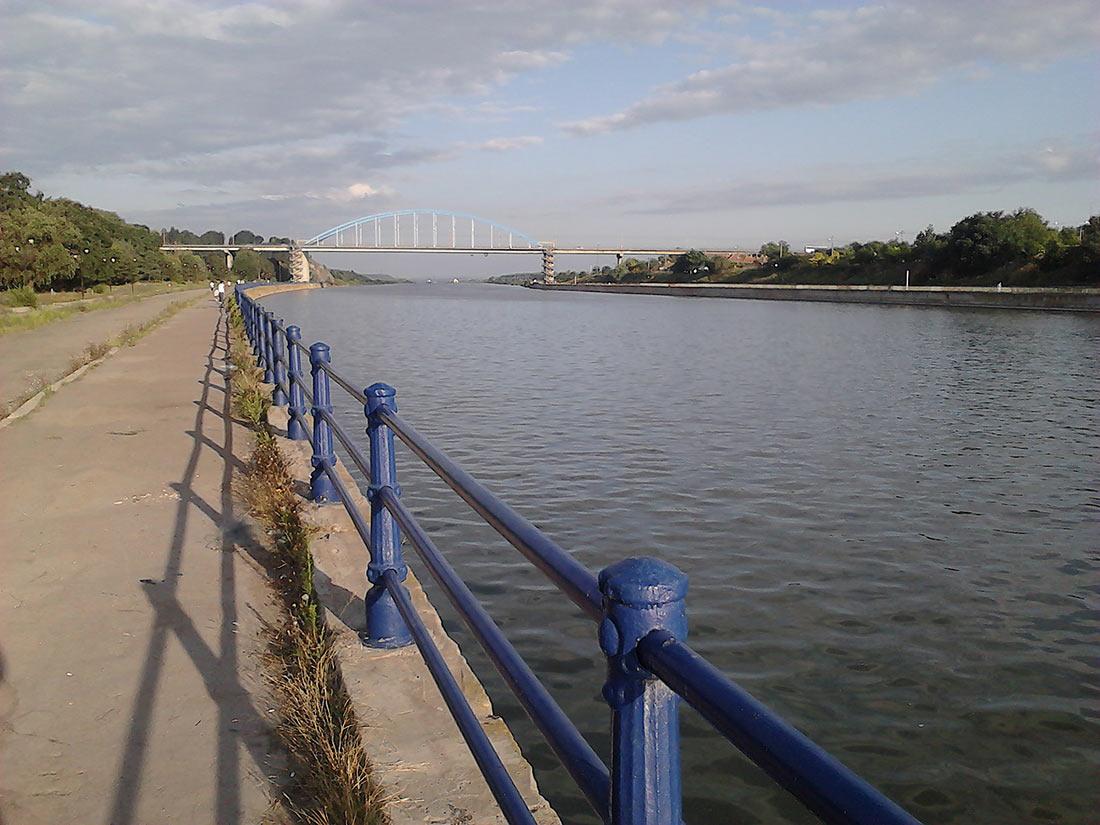 Канал Дунай — Черное море
