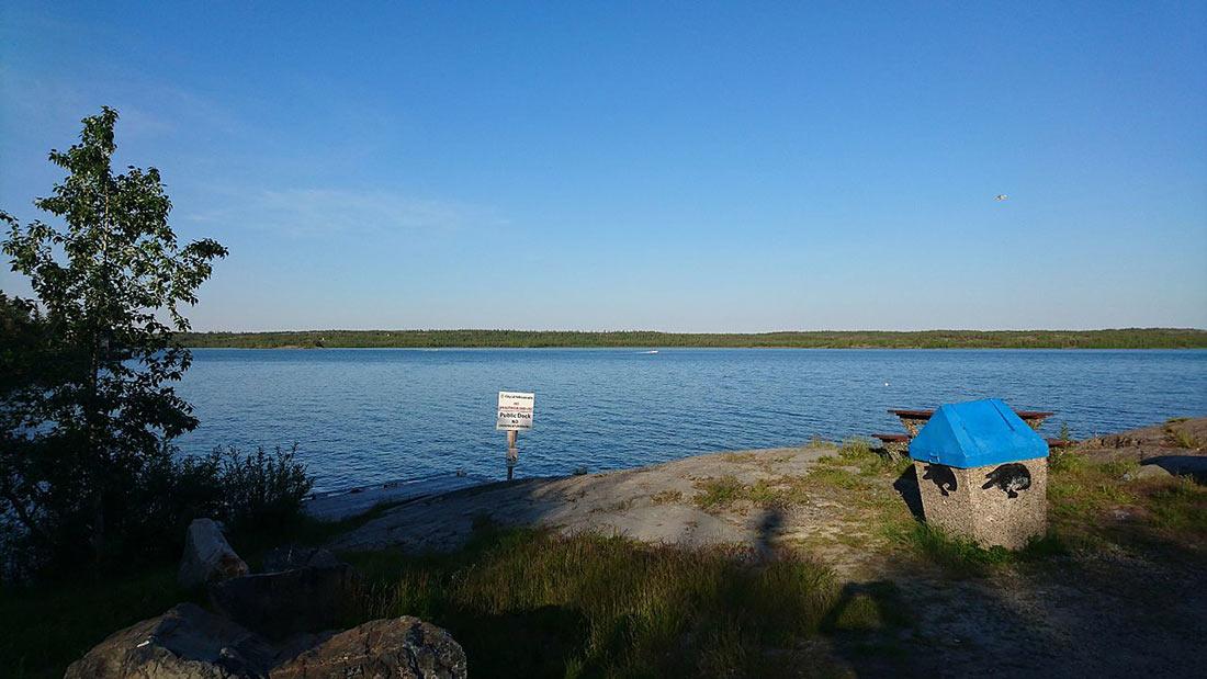Великое Невольничье озеро