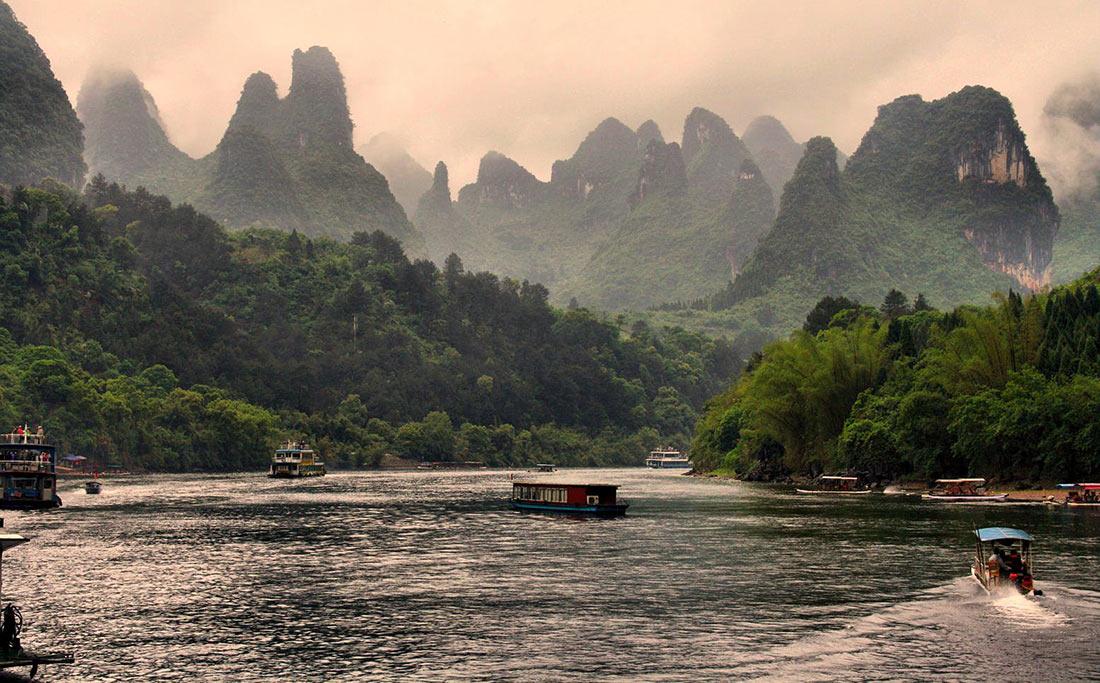 Река Гуйзцян