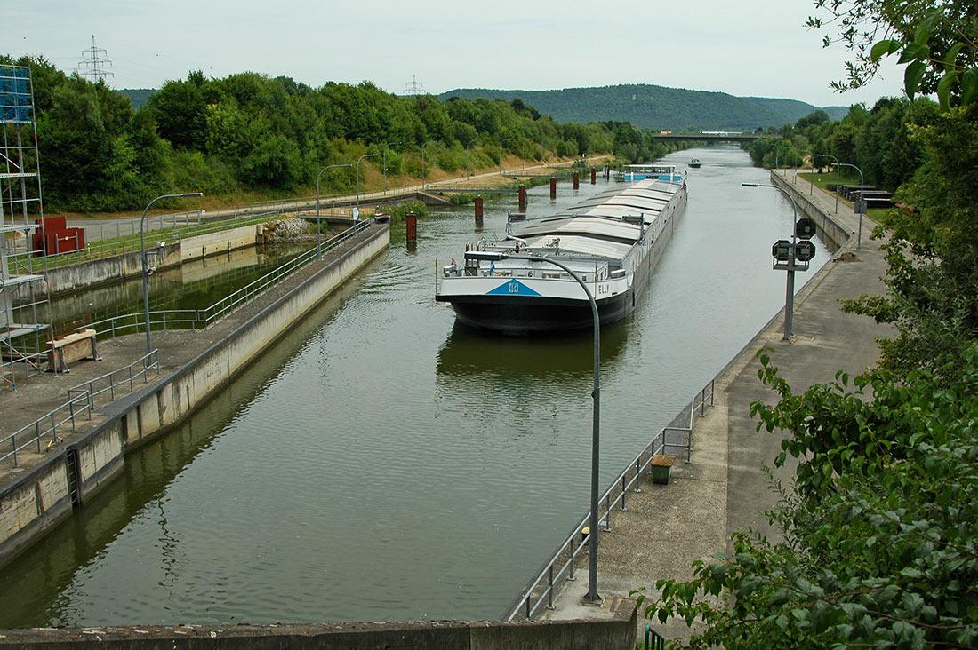 Канал Рейн-Майн-Дунай