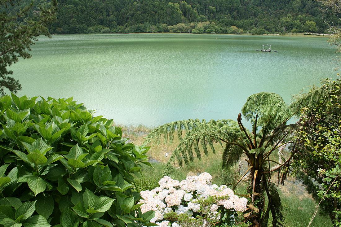 Озеро Фурнаш