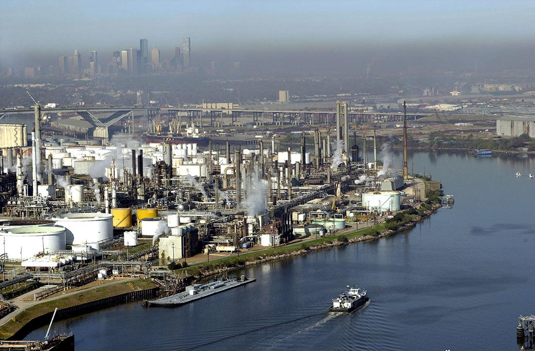 Хьюстонский судоходный канал
