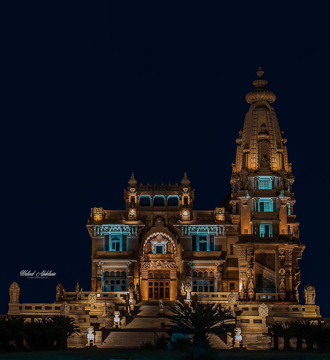 дворец барона Эмпейна