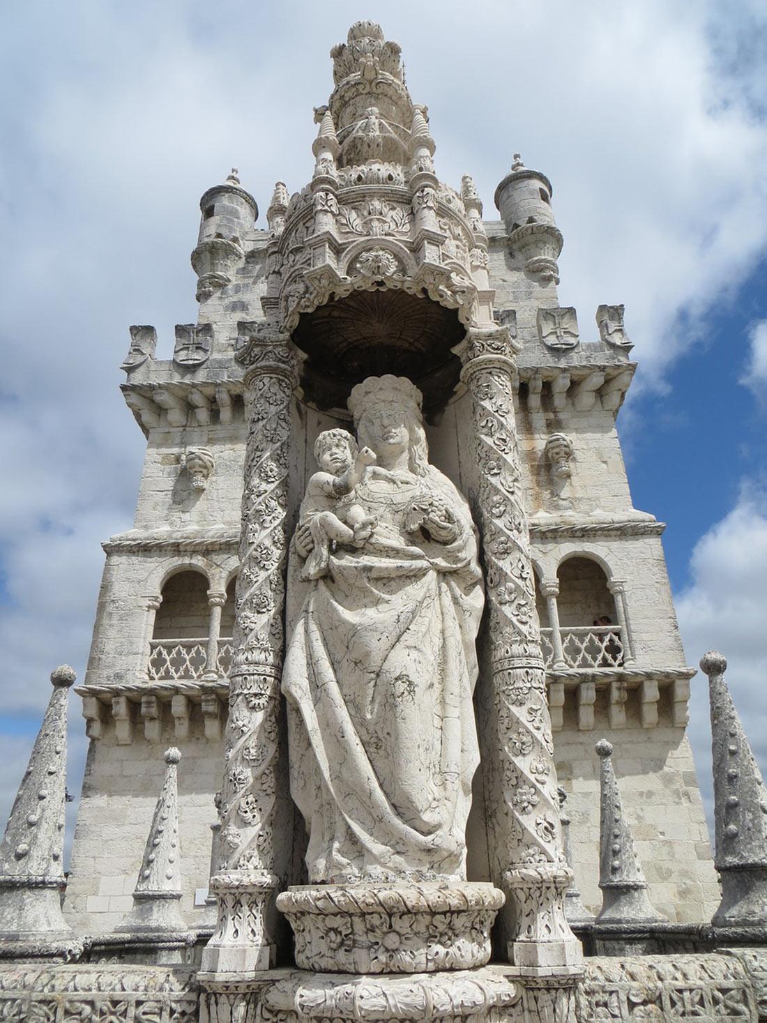 башня Белен